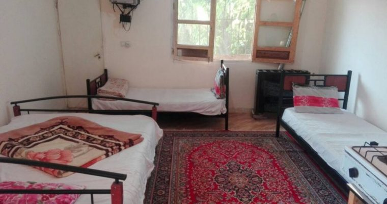 Suites and rooms at Alamut